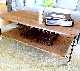 restoration hardware coffee table knock off diy painted furniture woodworking projects from