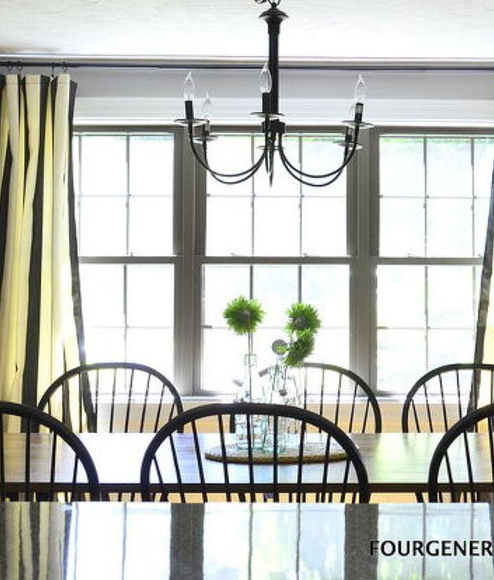 Coastal cottage dining room {multi purpose room}