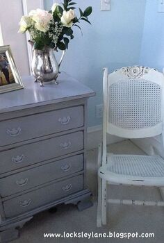 the little rocker, painted furniture