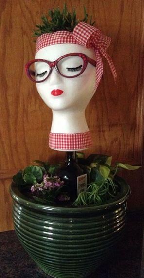 sassy sally, crafts, gardening, repurposing upcycling