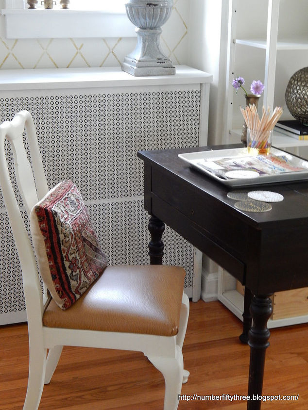 restored antique spinet desk, painted furniture - Restored Antique Spinet Desk Hometalk