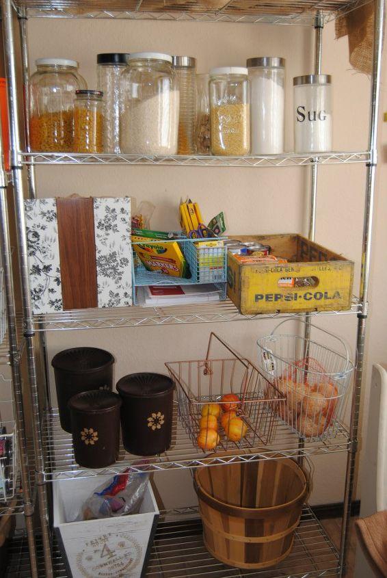 kitchen pantry, closet, kitchen design, storage ideas