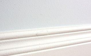 repair a chipped baseboard, home maintenance repairs, how to, wall decor, woodworking projects, After
