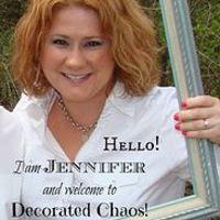 Jennifer @ Decorated Chaos