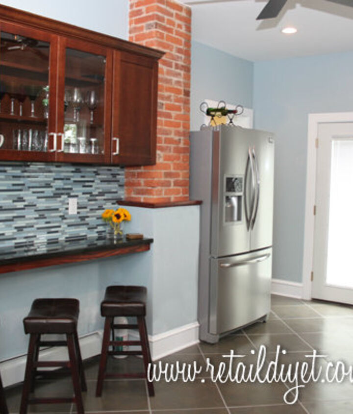 kitchen renovation old to awesome, home improvement, kitchen design
