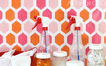 Make Your Own Money-Saving Cleaning Products