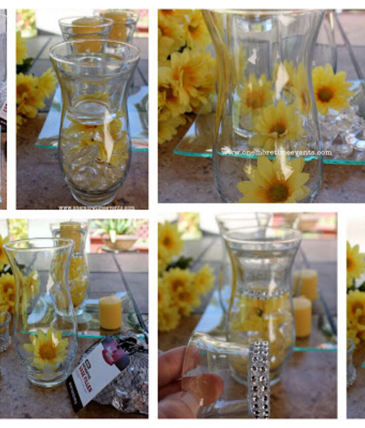 Steps to take to make Centerpiece