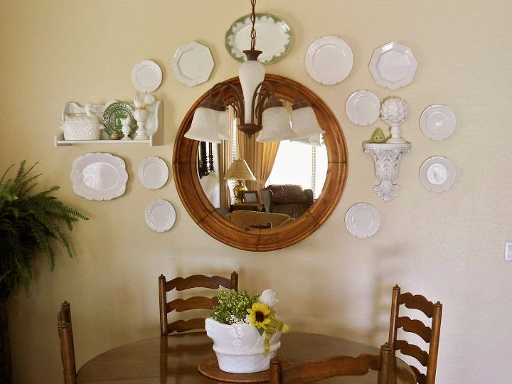 Decorating with Plates - Wall Collages | Hometalk