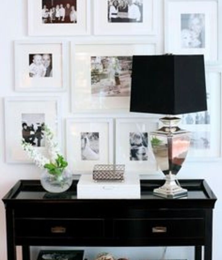 gallery wall ideas to transform any room, home decor, wall decor