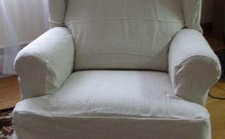 easy diy slipcovers, painted furniture, reupholster