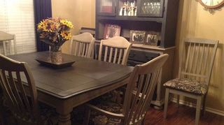 hi i d like to paint my dining room table and china cabinet using ascp, painted furniture
