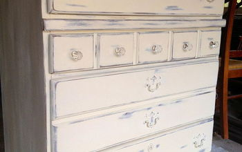 chalk paint makeover for baby girl s nursery, bedroom ideas, chalk paint, diy, home decor, painted furniture, repurposing upcycling