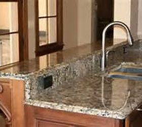 Lovely Re Doing Counter Tops To Look Like Granite Cheaply With No Paint,  Countertops, Painting