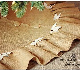 Christmas tree skirt pattern hometalk