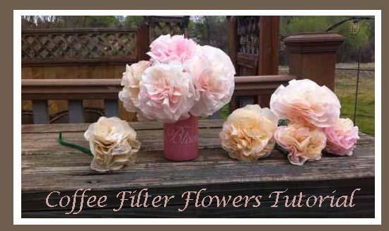 how to make paper flowers, crafts