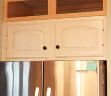 q do you have upper cabinets in your kitchen, doors, kitchen cabinets
