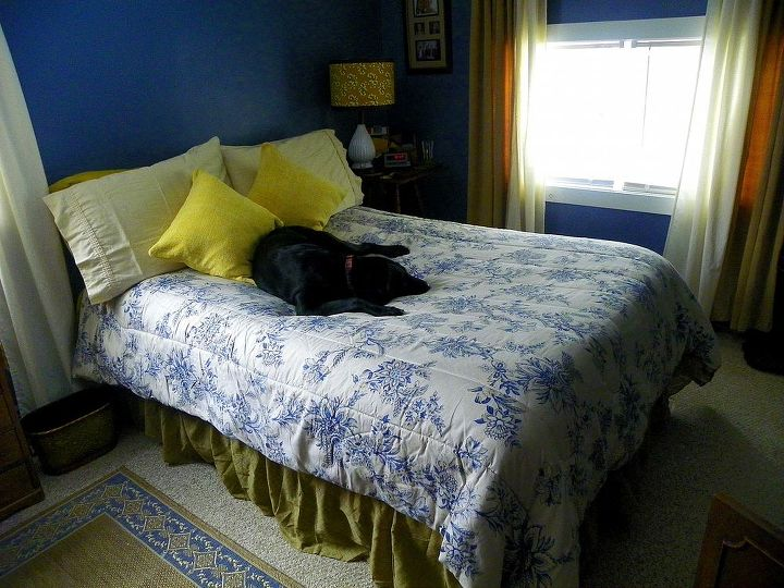 revamped bedroom project, bedroom ideas, home decor, Emmy Penelope love Moms new room