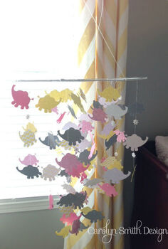 nursery mobile, bedroom ideas, crafts, wreaths