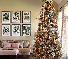 family christmas tree with designer details, christmas decorations, seasonal holiday decor, ChristmasTree