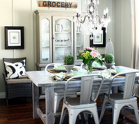 High Quality Cottage Farmhouse Dining Room, Dining Room Ideas, Home Decor