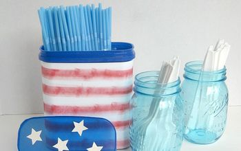 All-American Upcycled Plastic Can