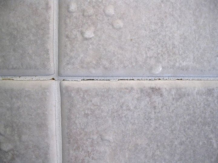 Q How Do I Repair Ed Grout On Shower Walls Bathroom Ideas Home Maintenance