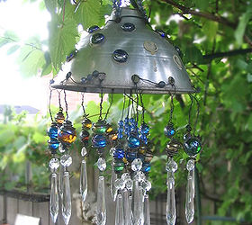 Make A Repurposed Garden Chandelier, Crafts, Repurposing Upcycling, This Is  The First Piece