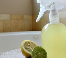diy citrus cleaner, cleaning tips, Effective and fresh smelling citrus cleaner