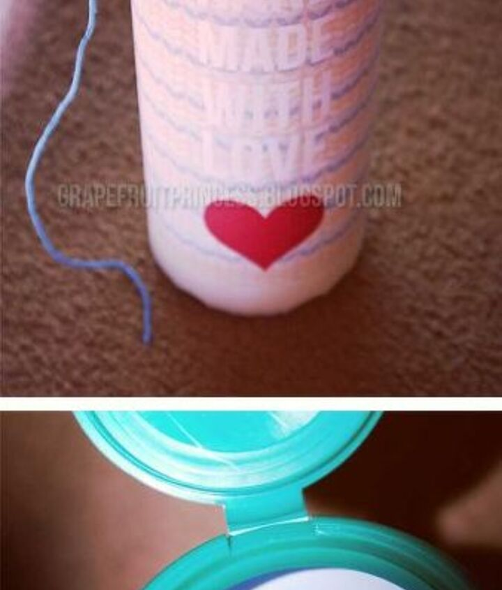 1 diy yarn container cat proof, cleaning tips, crafts