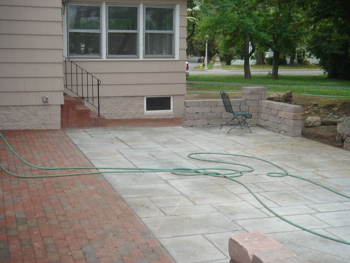 Patio Installations by Acorn of Rochester NY