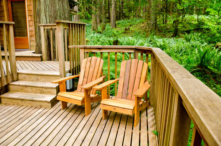choosing the right railings for your deck, decks