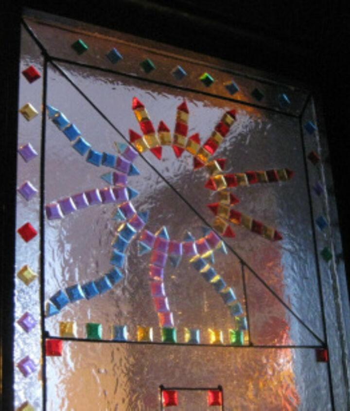 gallery glass, crafts, doors