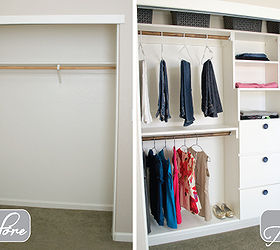 Gentil Diy Closet Kit For Under 50 Hometalk