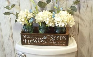 antique sewing drawer turned seed box planter, home decor, repurposing upcycling