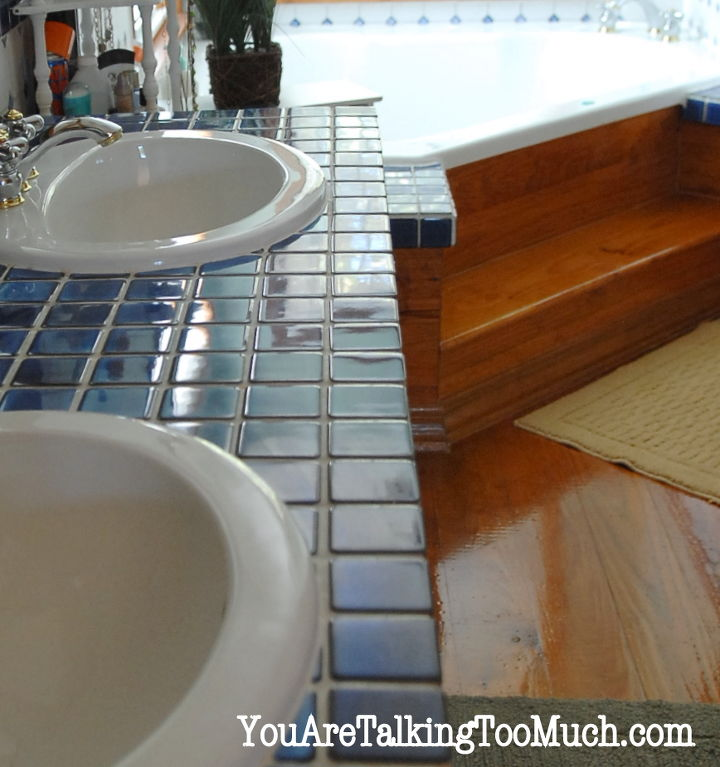 Hardwood floors looking dull? Yes, I even use it for a quick sparkle on my floors! They are 17 years old and still sparkle! http://youaretalkingtoomuch.com/2012/10/quick-and-easy-way-to-make-ceramic-tile-and-hardwood-sparkle-and-shine
