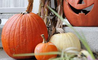 fall porch decor 2013, porches, seasonal holiday decor