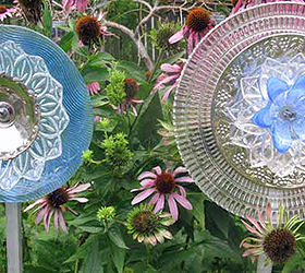 Ordinaire The Secret To Making Glass Garden Art Flowers, Crafts, Flowers, Gardening