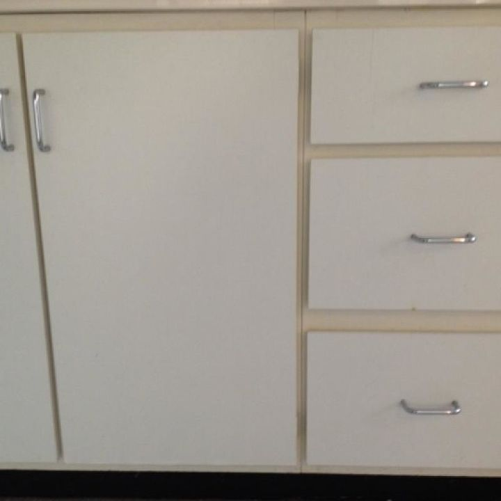 Update Kitchen Cabinet Doors: From Plank Panel To Bead Beautiful