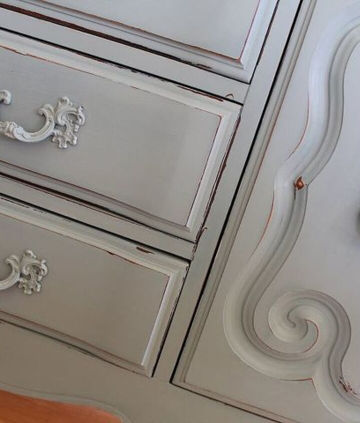 homemade chalk paint recipe, chalk paint, painted furniture