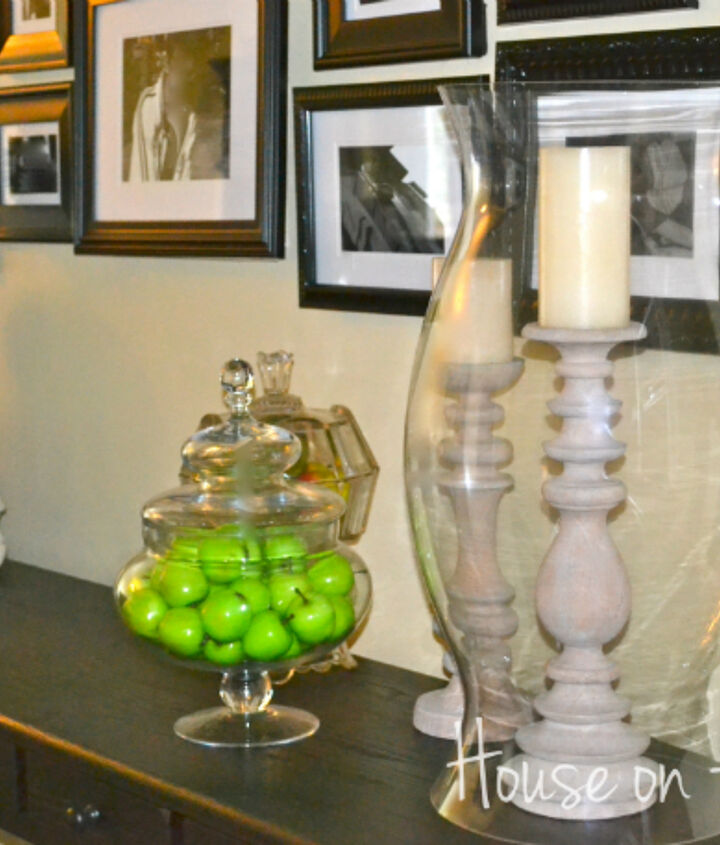 create a gallery wall to cover up the uglies, home decor