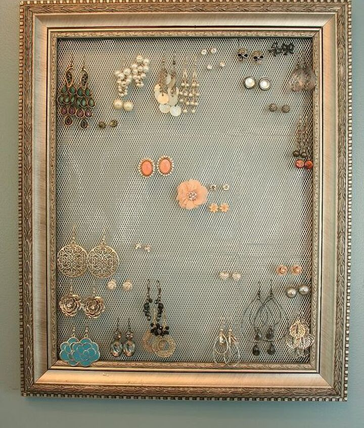 Earring Holder Display