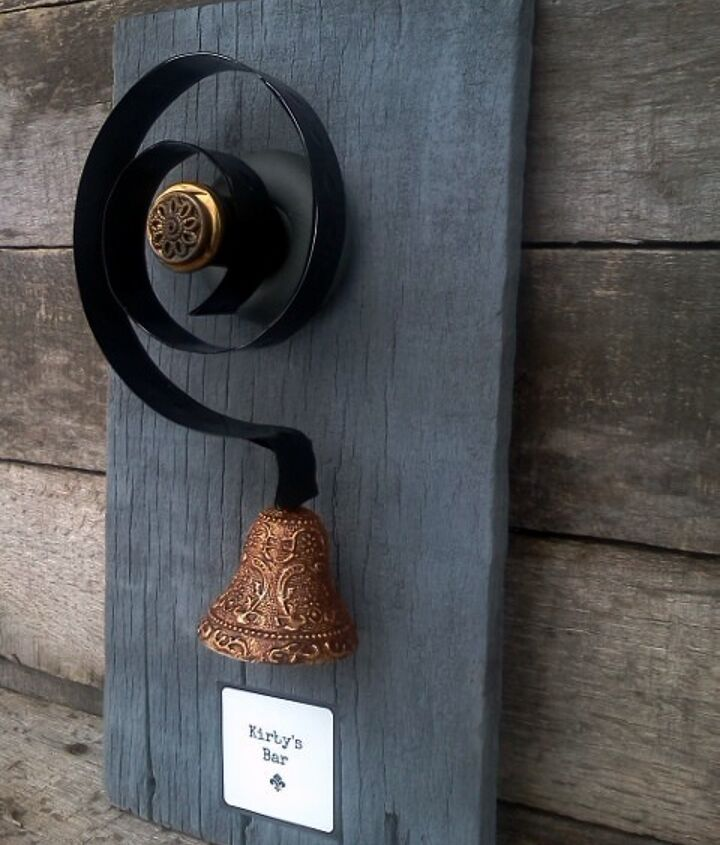 downton abbey bell diy, crafts