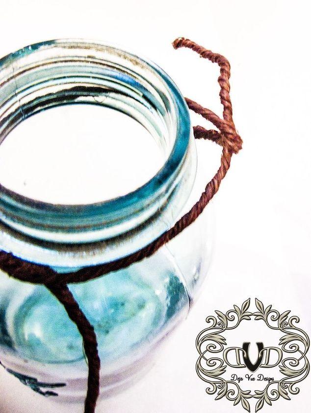 DIY Grapevine Mason Jar | Hometalk