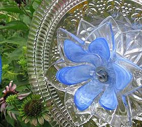 Merveilleux The Secret To Making Glass Garden Art Flowers, Crafts, Flowers, Gardening
