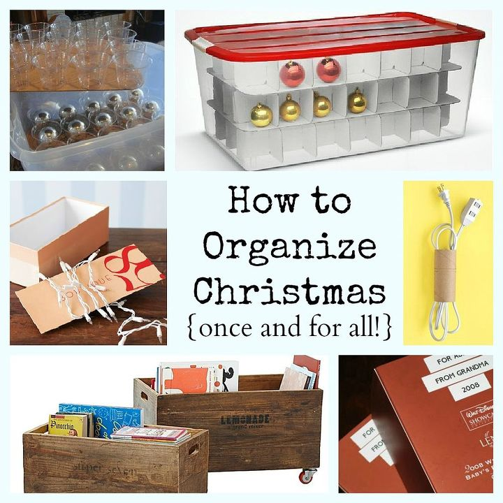 how to organize christmas once and for all, organizing, seasonal holiday decor, wreaths, Last piece of advice and this is hard for me to follow but so very important if you don t need or want something and it doesn t bring you joy when you unpack it don t bother to store it Donate it instead