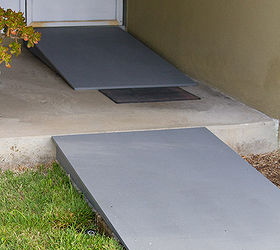 Wheelchair Accessible Ramps Diy For The Home, Curb Appeal, Decks, Diy,  Painting