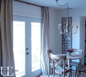 Floor To Ceiling Curtains For Less Than 15, Doors, ...