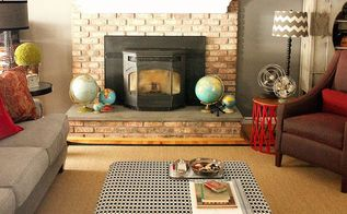 my passion for decor s family room tour, home decor, living room ideas, painted furniture, repurposing upcycling