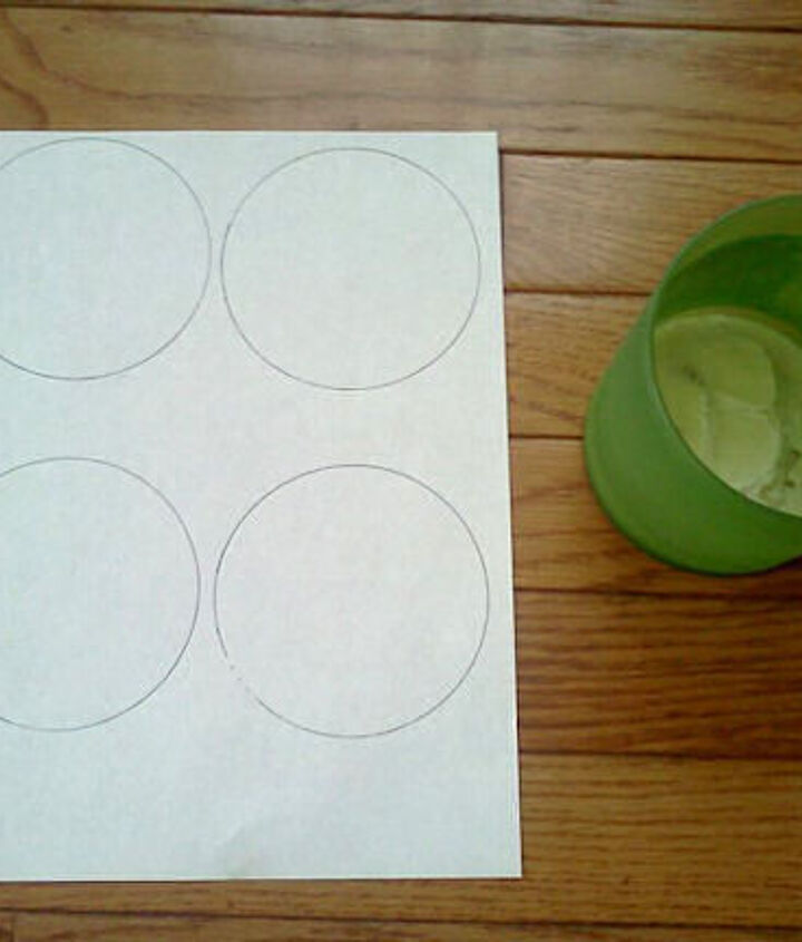Start out drawing as many circles you can on a sheet of paper.