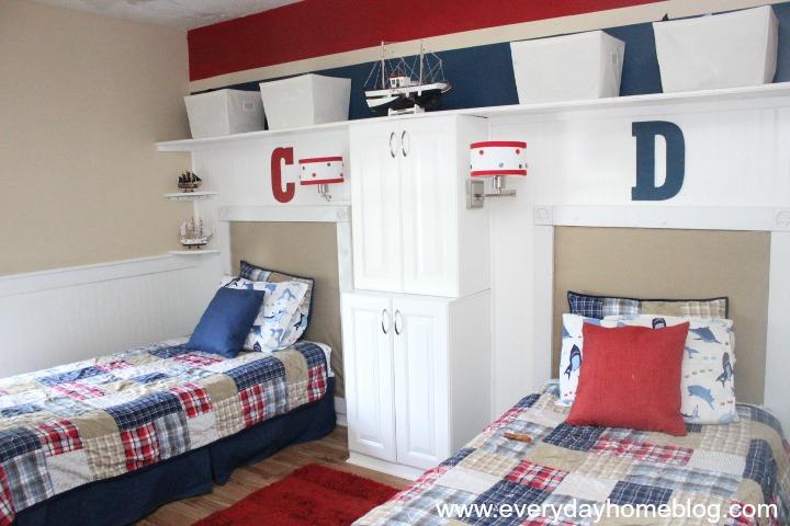 Pottery Barn-Inspired Boys Bedroom Reveal | Hometalk